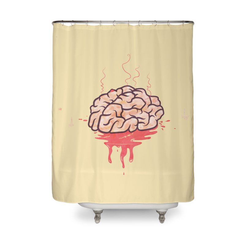 It's Somebody's Brain Home Shower Curtain by Hodge