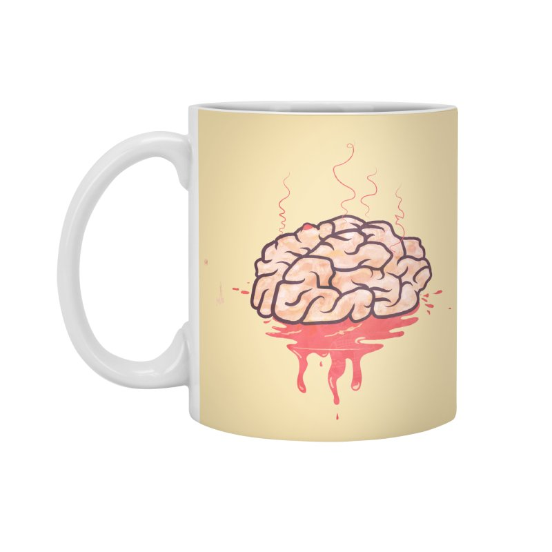 It's Somebody's Brain Accessories Mug by Hodge
