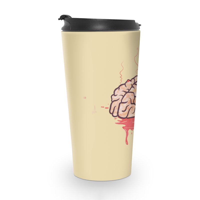 It's Somebody's Brain Accessories Travel Mug by Hodge