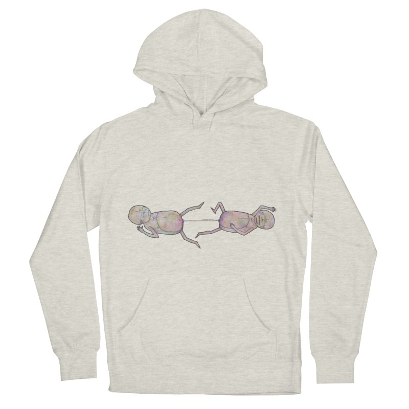 Twins by the Dick Men's French Terry Pullover Hoody by Hodge