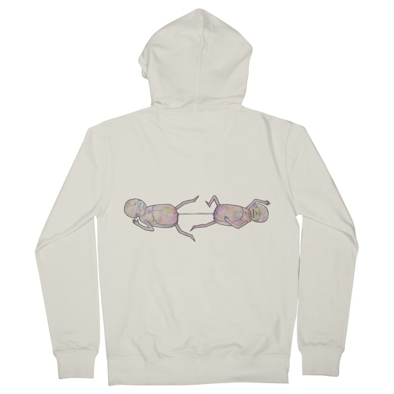 Twins by the Dick Women's Zip-Up Hoody by Hodge