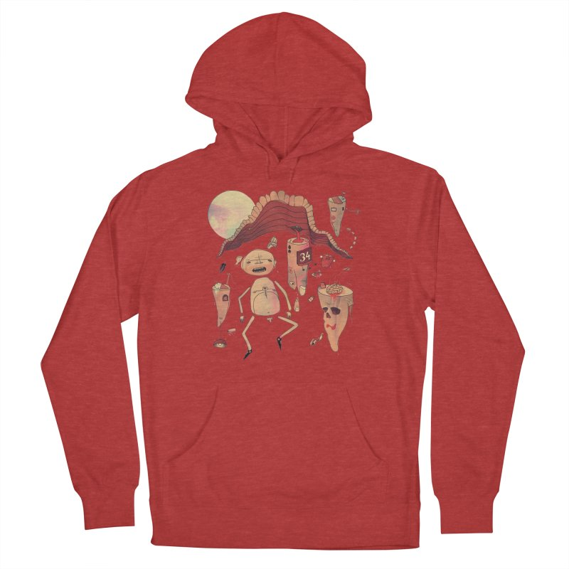 It's Somebody's Birthday Today Women's French Terry Pullover Hoody by Hodge