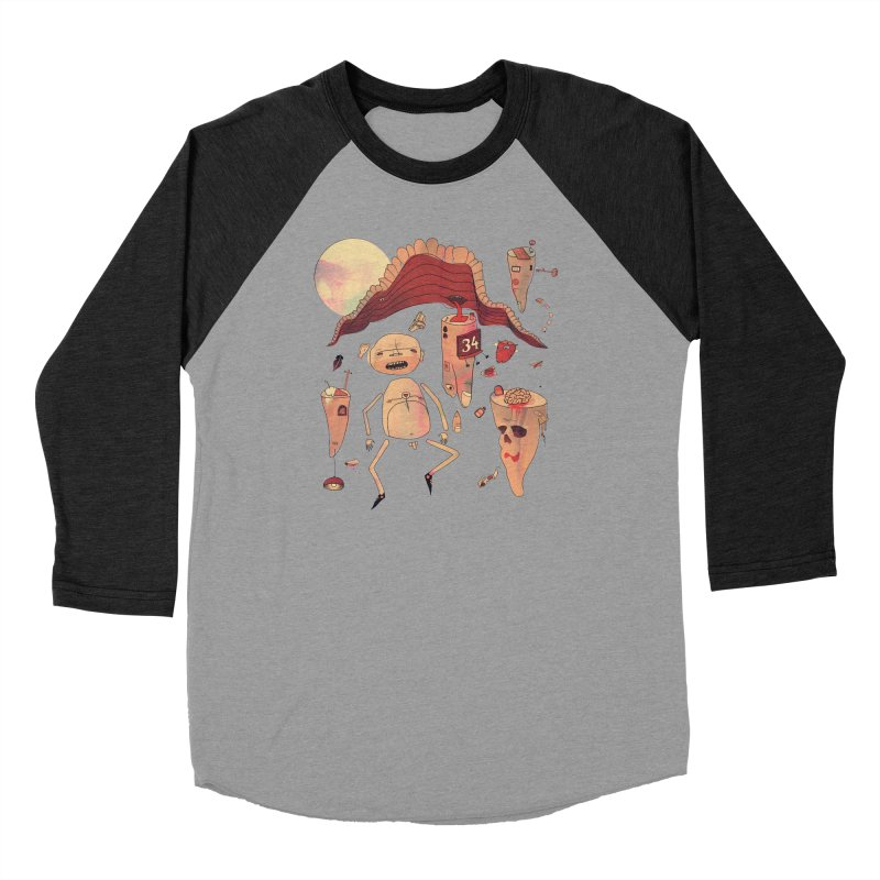 It's Somebody's Birthday Today Men's Baseball Triblend Longsleeve T-Shirt by Hodge