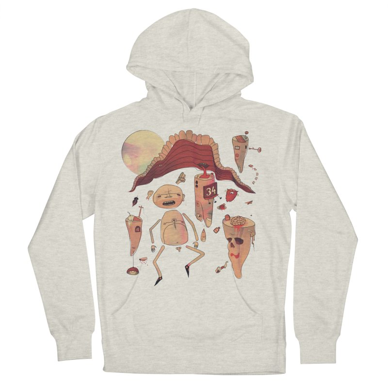 It's Somebody's Birthday Today Men's French Terry Pullover Hoody by Hodge
