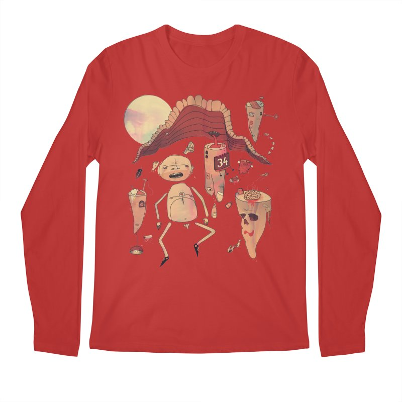 It's Somebody's Birthday Today Men's Longsleeve T-Shirt by Hodge