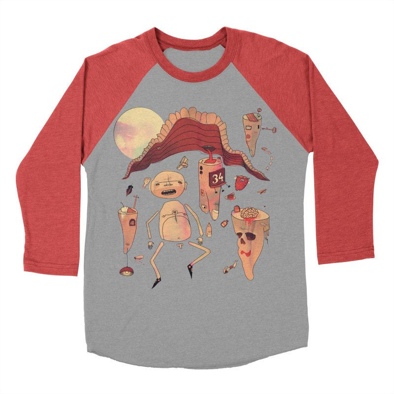 It's Somebody's Birthday Today Women's Baseball Triblend Longsleeve T-Shirt by Hodge