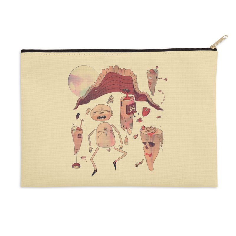 It's Somebody's Birthday Today Accessories Zip Pouch by Hodge