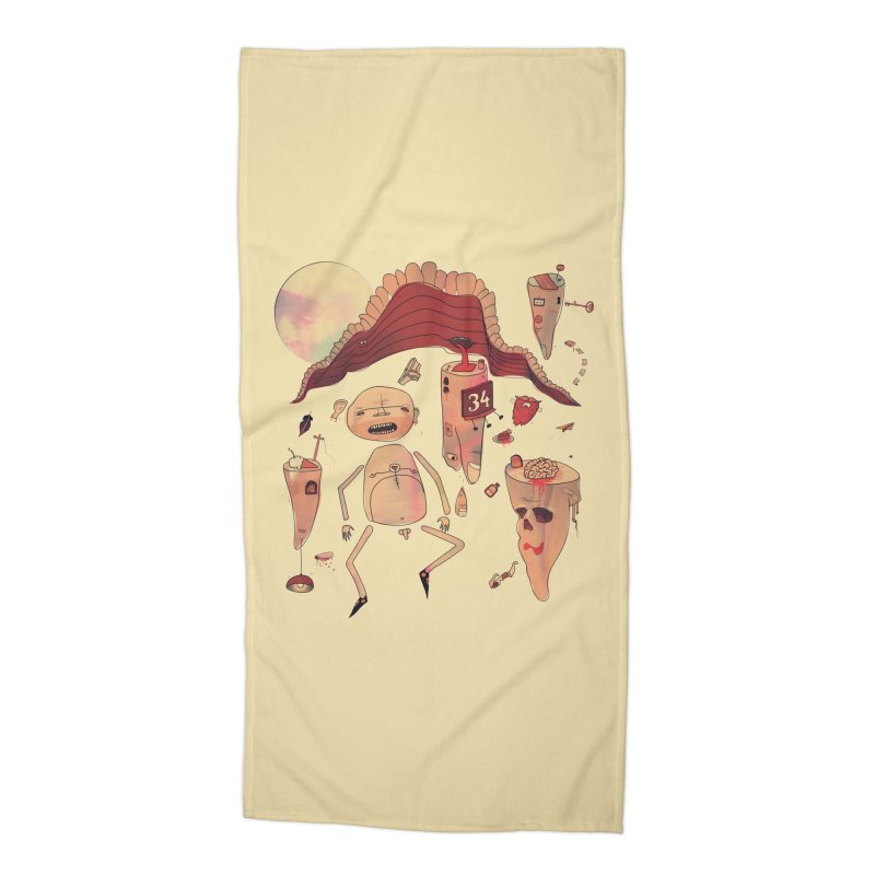 It's Somebody's Birthday Today Accessories Beach Towel by Hodge