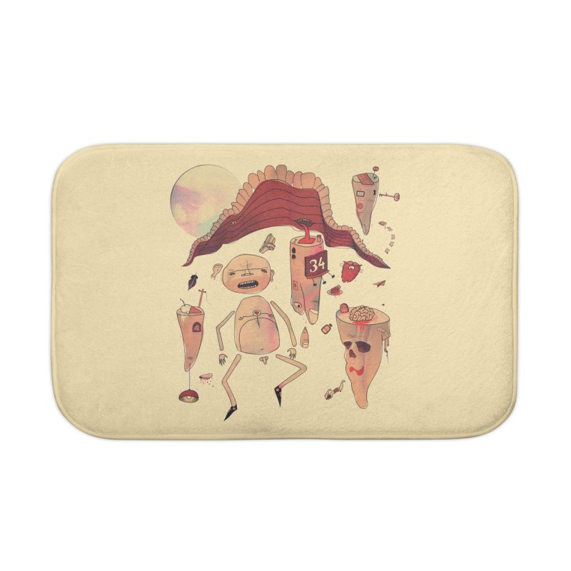 It's Somebody's Birthday Today Home Bath Mat by Hodge
