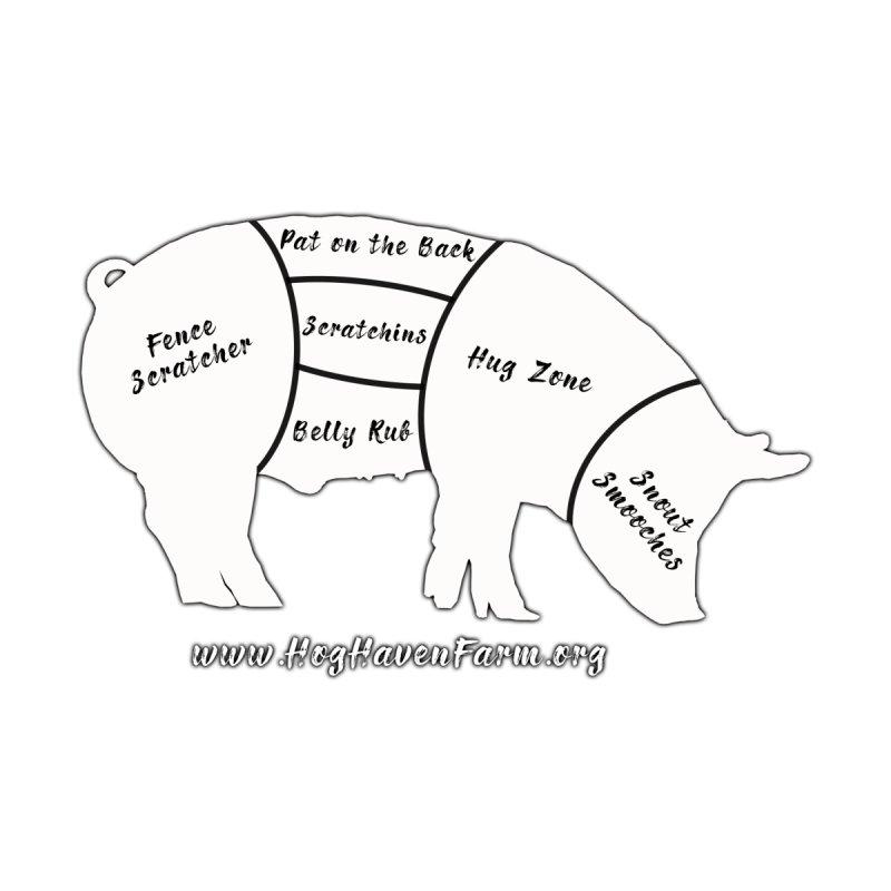 Pig Diagram by Hog Haven Farm - Official Apparel