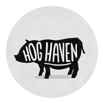 Hog Haven Farm - Official Apparel Logo