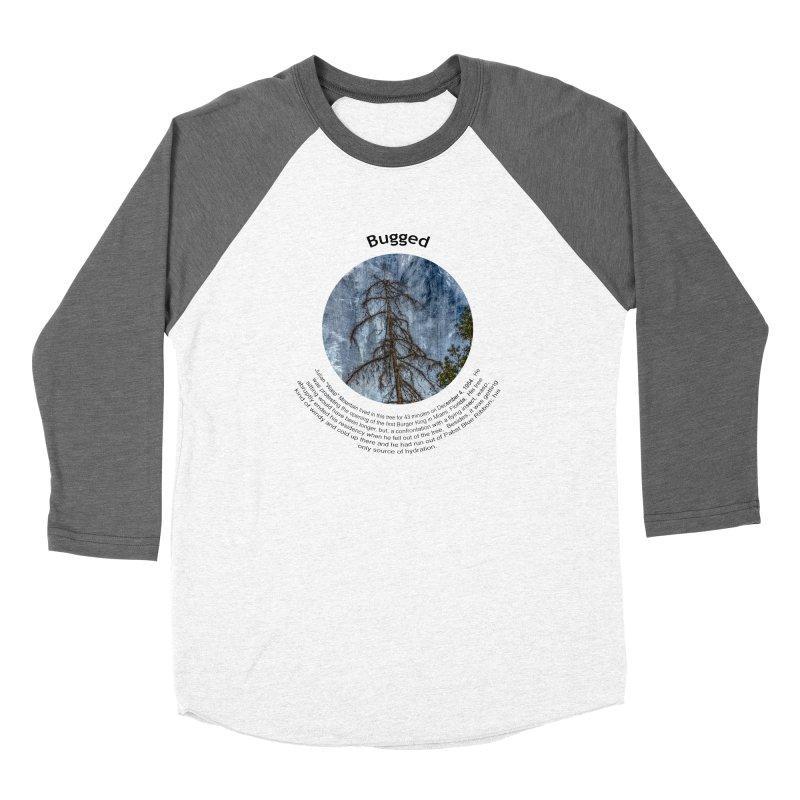 Bugged Women's Longsleeve T-Shirt by Hogwash's Artist Shop