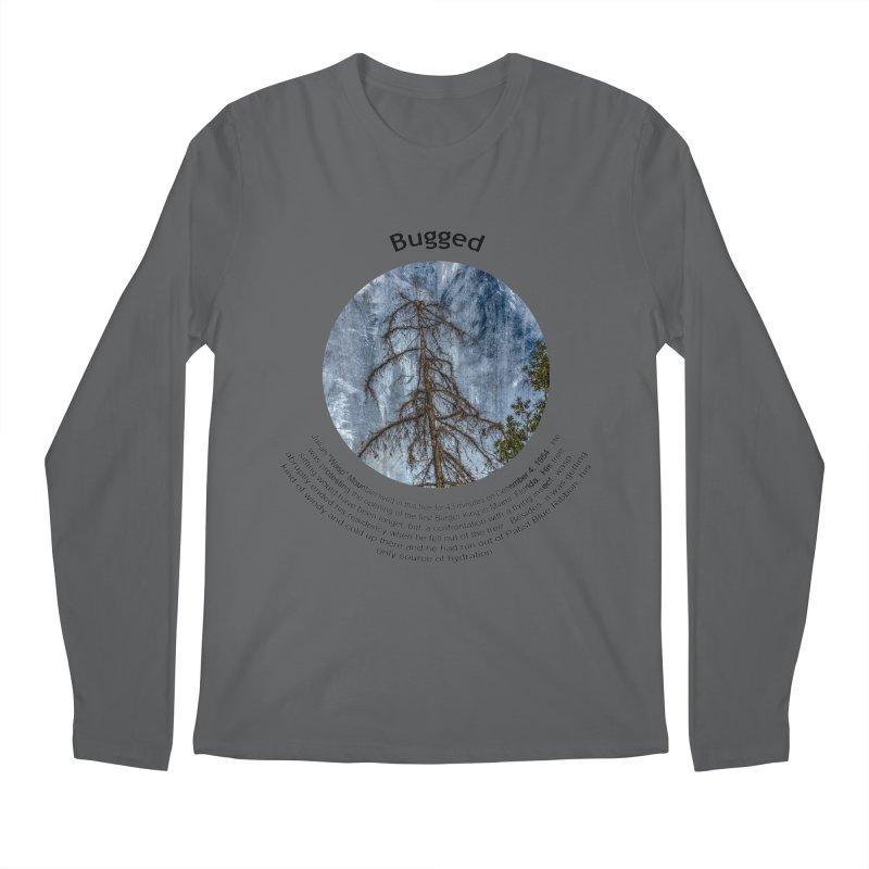 Bugged Men's Regular Longsleeve T-Shirt by Hogwash's Artist Shop