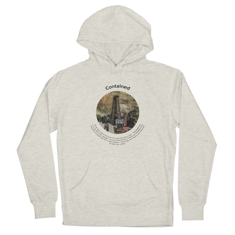 Contained Men's Pullover Hoody by Hogwash's Artist Shop