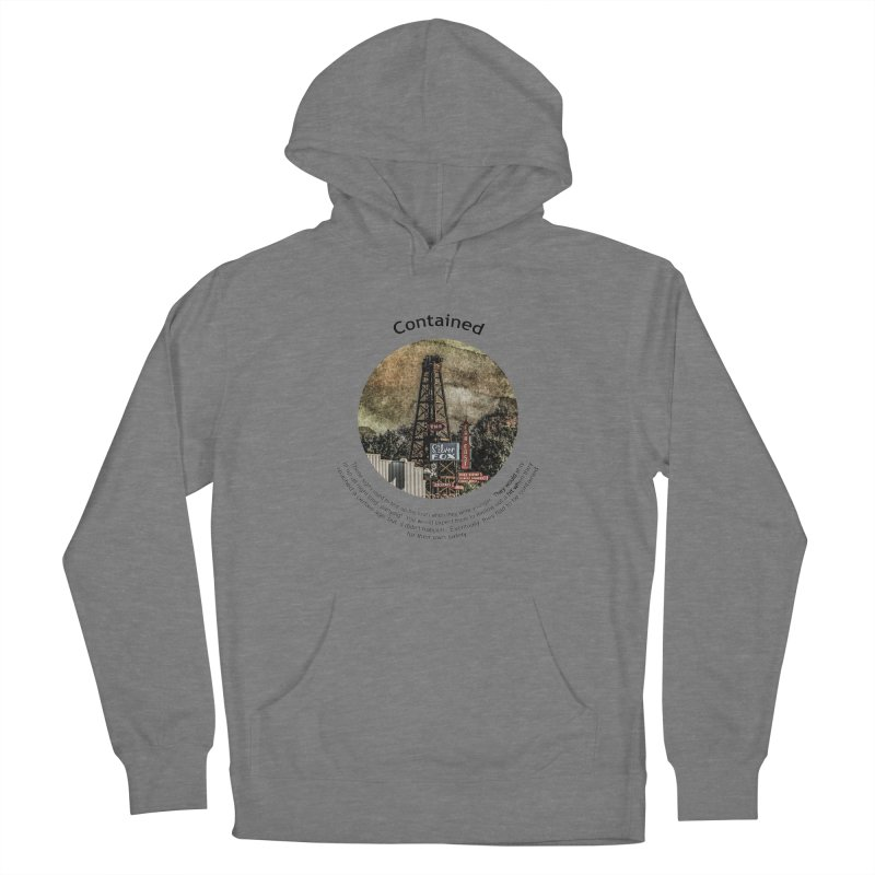 Contained Women's Pullover Hoody by Hogwash's Artist Shop