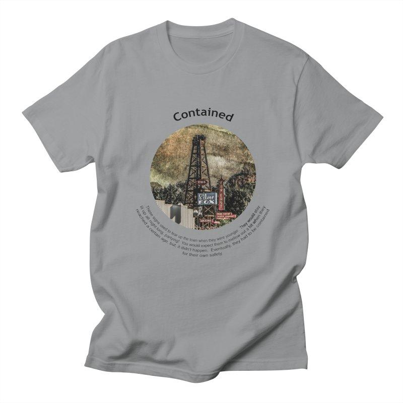 Contained Men's T-Shirt by Hogwash's Artist Shop