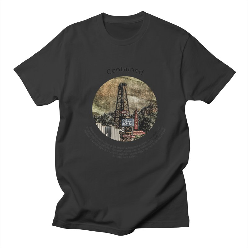 Contained Men's T-Shirt by Hogwash's Artist Shop