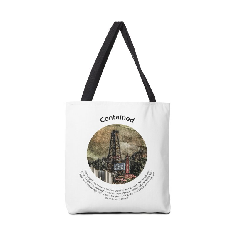 Contained Accessories Bag by Hogwash's Artist Shop