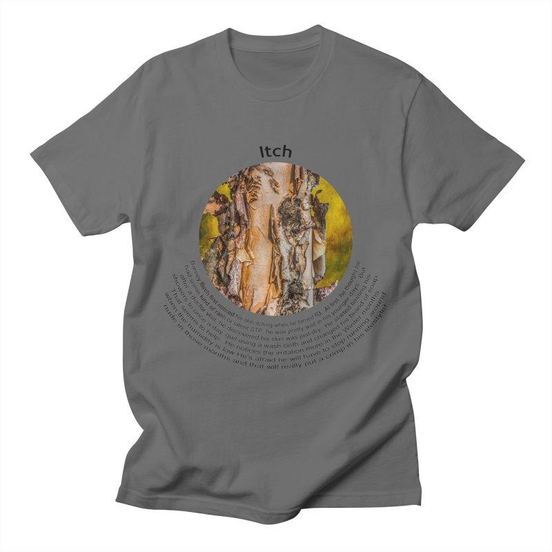 Itch Men's T-Shirt by Hogwash's Artist Shop