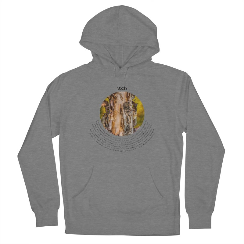 Itch Women's Pullover Hoody by Hogwash's Artist Shop