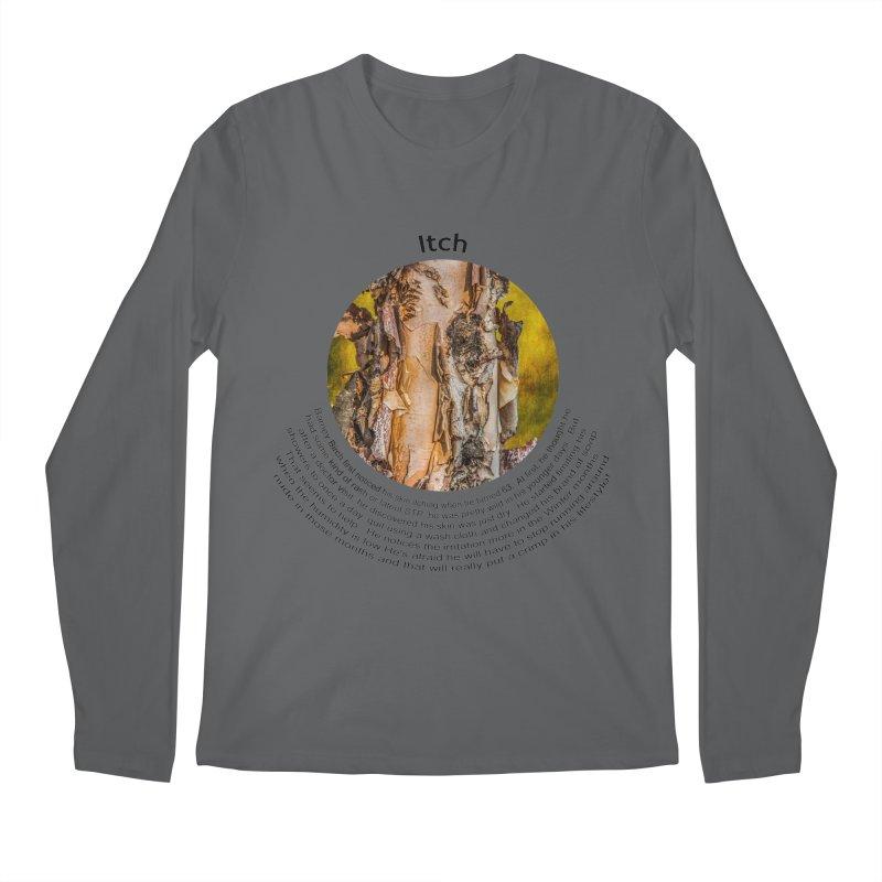 Itch Men's Regular Longsleeve T-Shirt by Hogwash's Artist Shop