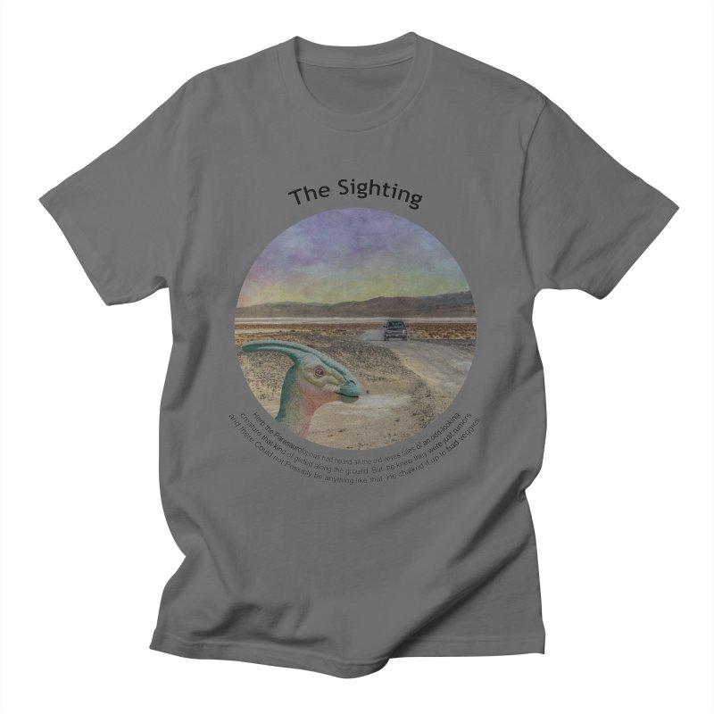 The Sighting Men's T-Shirt by Hogwash's Artist Shop