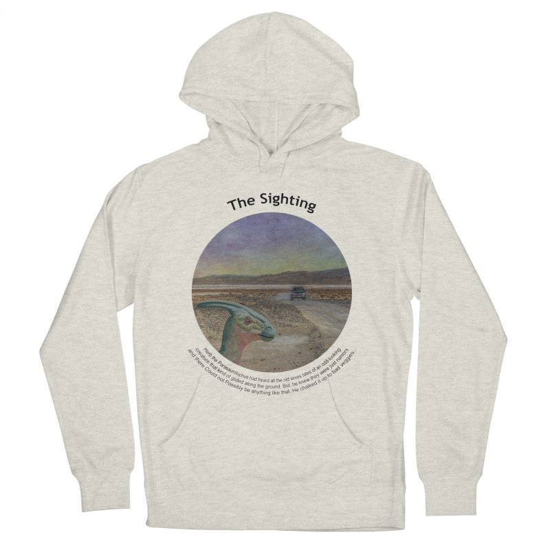 The Sighting Men's Pullover Hoody by Hogwash's Artist Shop