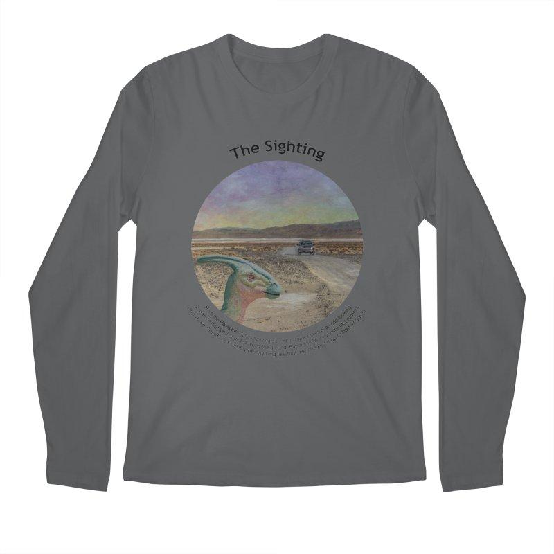The Sighting Men's Longsleeve T-Shirt by Hogwash's Artist Shop