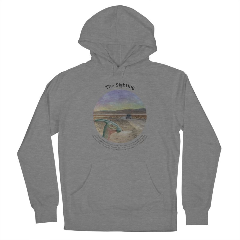 The Sighting Women's Pullover Hoody by Hogwash's Artist Shop