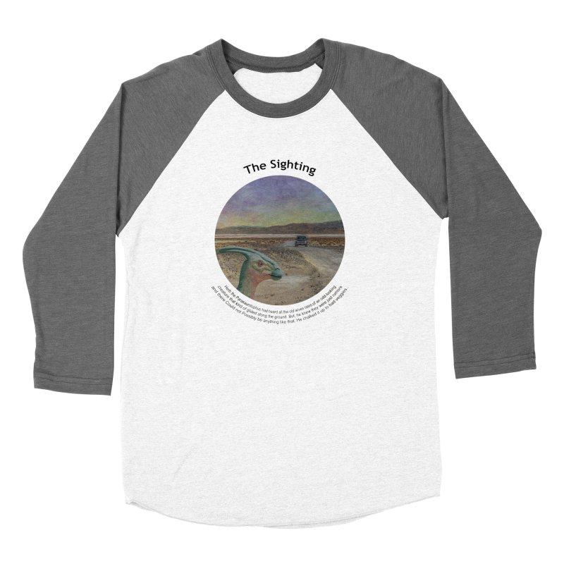 The Sighting Women's Longsleeve T-Shirt by Hogwash's Artist Shop
