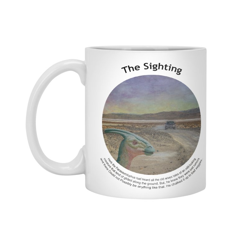 The Sighting Accessories Standard Mug by Hogwash's Artist Shop
