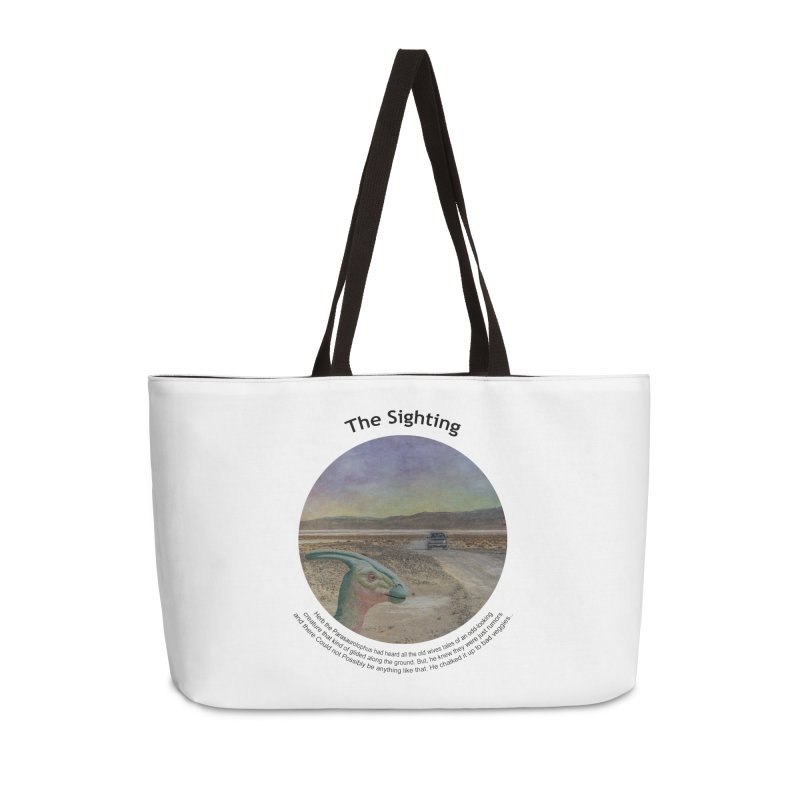The Sighting Accessories Bag by Hogwash's Artist Shop