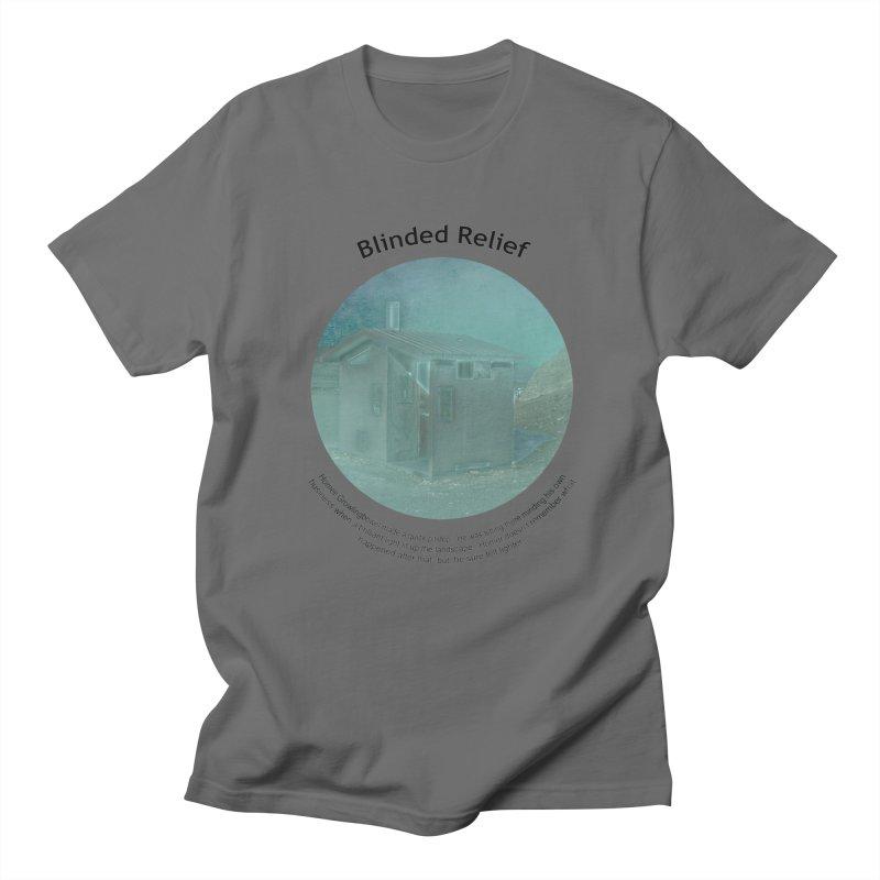 Blinded Relief Men's Lounge Pants by Hogwash's Artist Shop