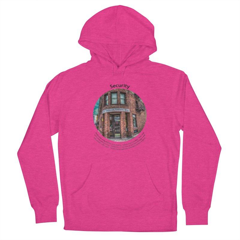 Security Men's Pullover Hoody by Hogwash's Artist Shop