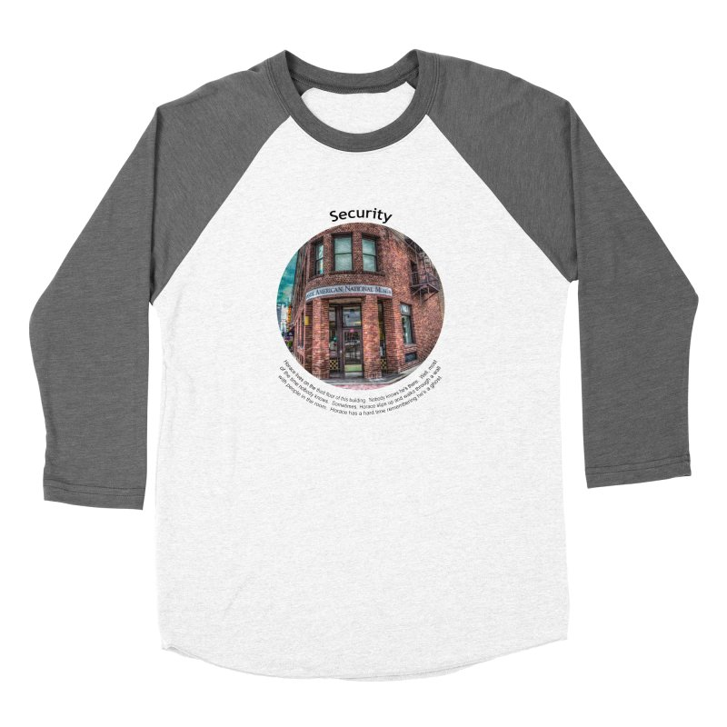 Security Women's Longsleeve T-Shirt by Hogwash's Artist Shop