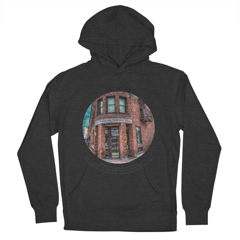 Security Men's Pullover Hoody by Hogwash's Artist Shop