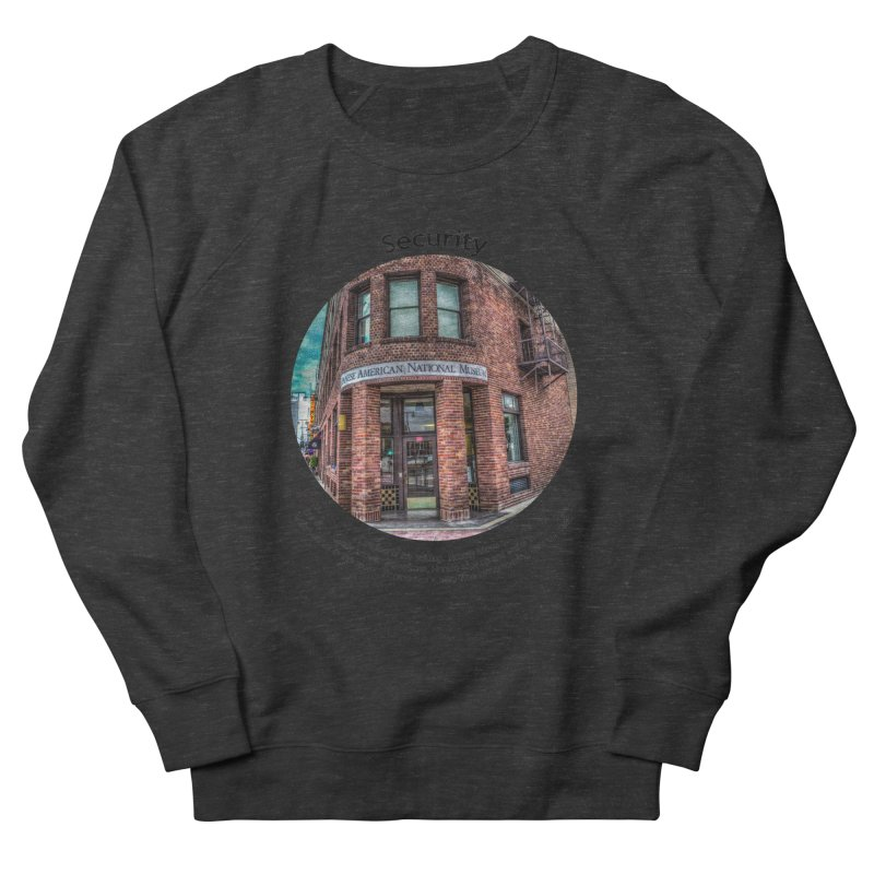 Security Women's Sweatshirt by Hogwash's Artist Shop