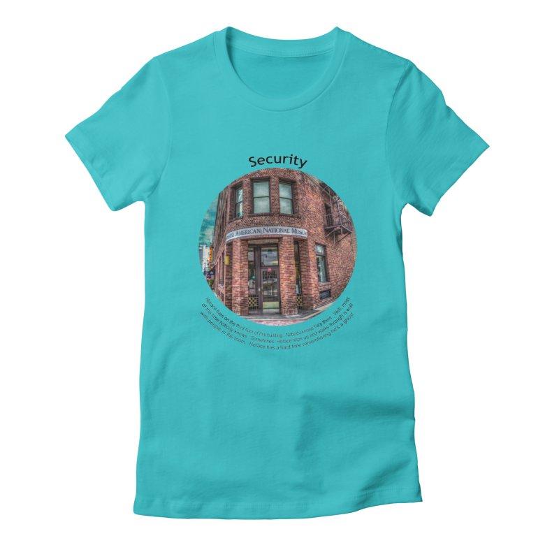 Security Women's T-Shirt by Hogwash's Artist Shop