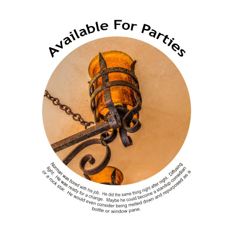 Available For Parties Accessories Mug by Hogwash's Artist Shop