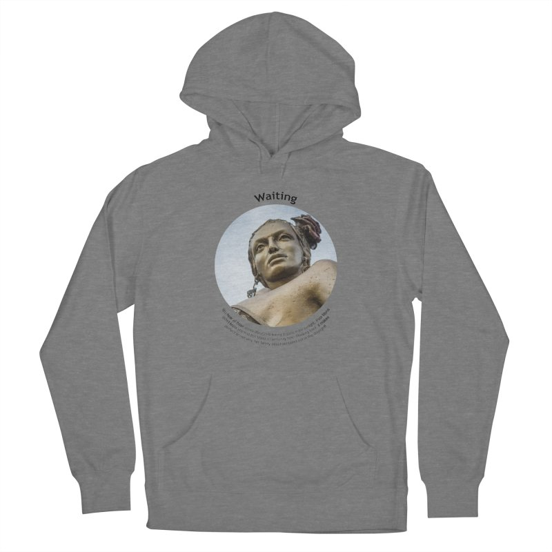 Waiting Women's Pullover Hoody by Hogwash's Artist Shop
