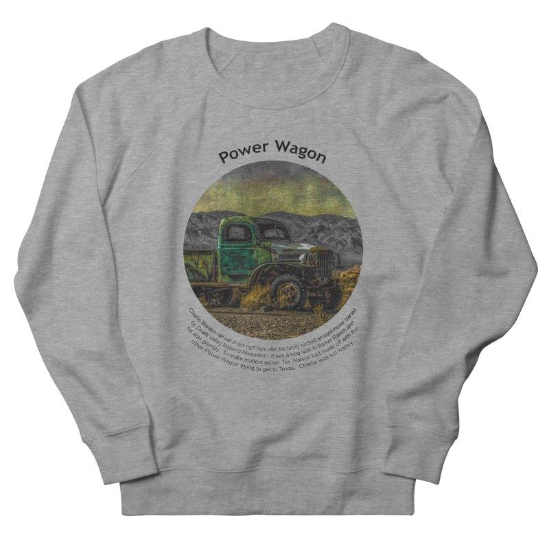 Power Wagon Women's Sweatshirt by Hogwash's Artist Shop
