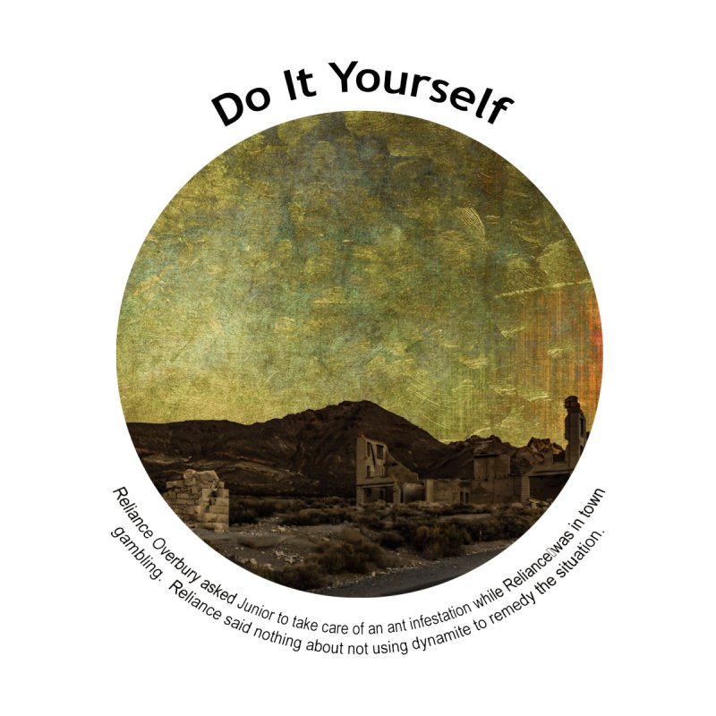 Do It Yourself by Hogwash's Artist Shop