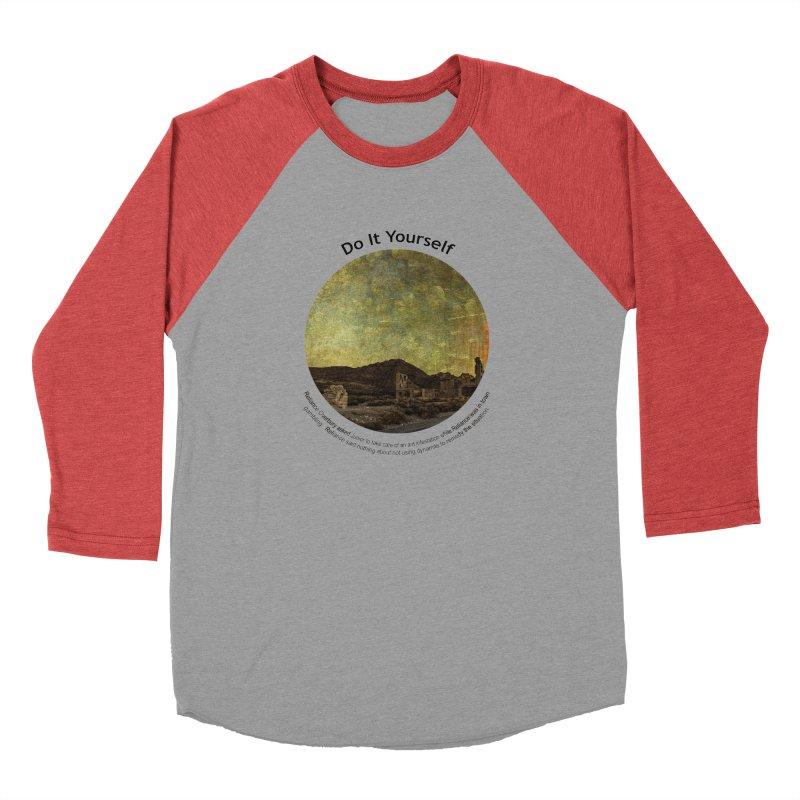 Do It Yourself Men's Longsleeve T-Shirt by Hogwash's Artist Shop