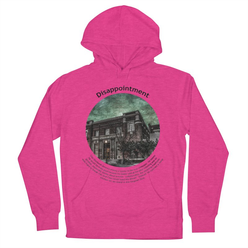 Disappointment Women's Pullover Hoody by Hogwash's Artist Shop