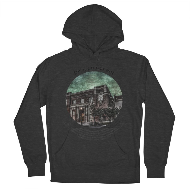 Disappointment Men's Pullover Hoody by Hogwash's Artist Shop
