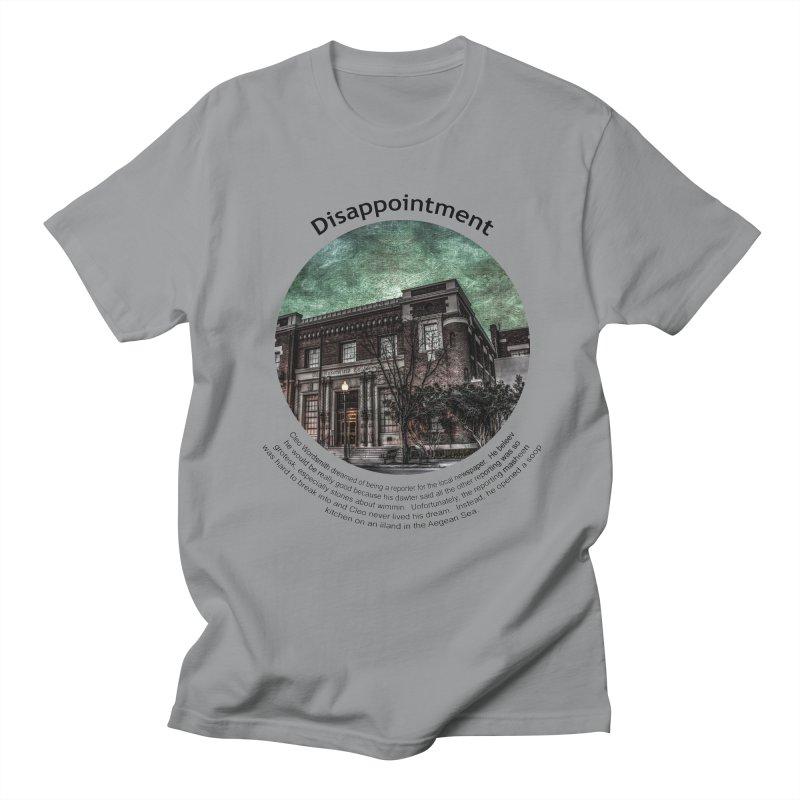 Disappointment Men's T-Shirt by Hogwash's Artist Shop