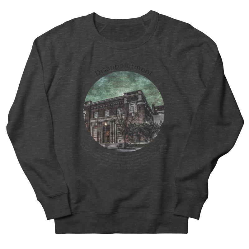 Disappointment Women's Sweatshirt by Hogwash's Artist Shop