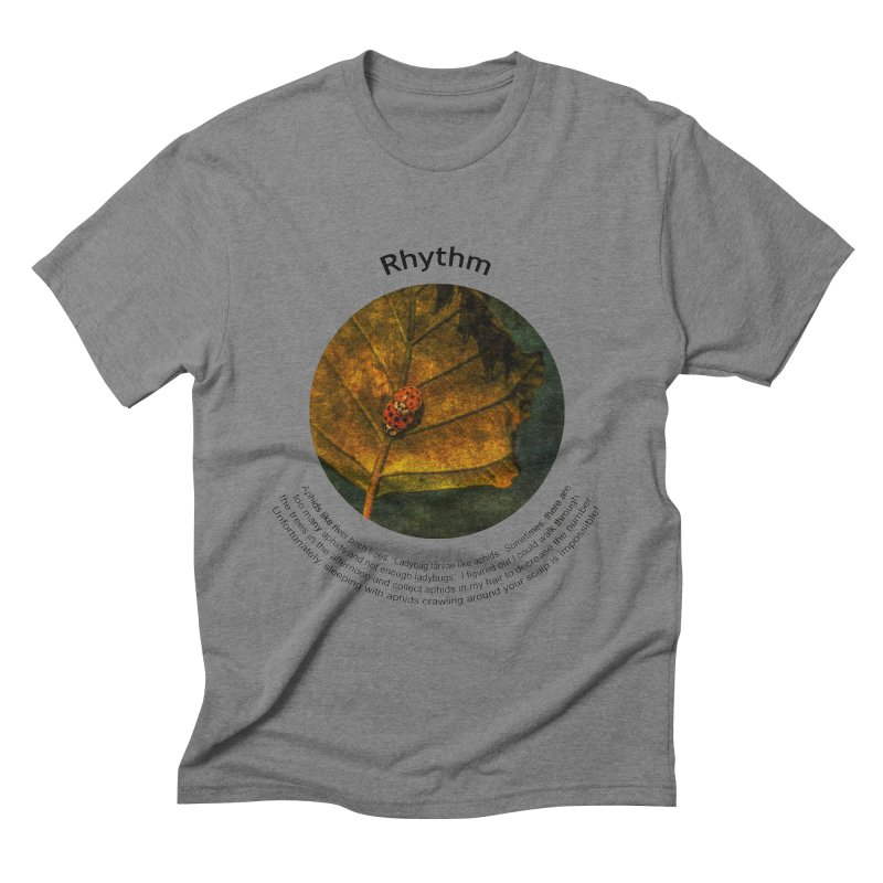 Rhythm Men's T-Shirt by Hogwash's Artist Shop
