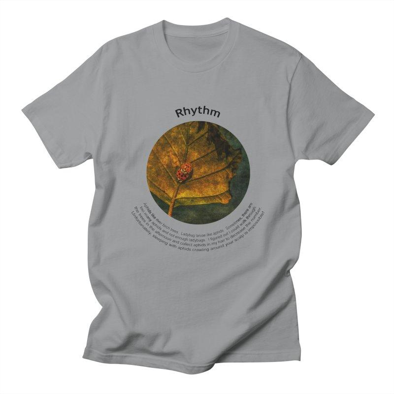 Rhythm Men's Regular T-Shirt by Hogwash's Artist Shop