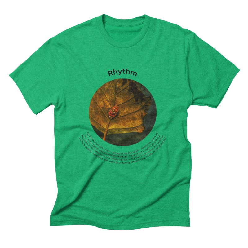 Rhythm Men's Triblend T-Shirt by Hogwash's Artist Shop